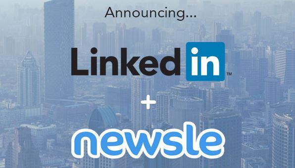 newsle linked