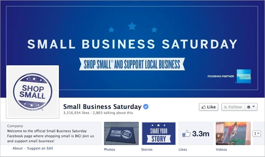 facebook pages for business