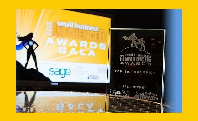 Nominations for the 4th Annual Small Business Influencer Awards are Open!
