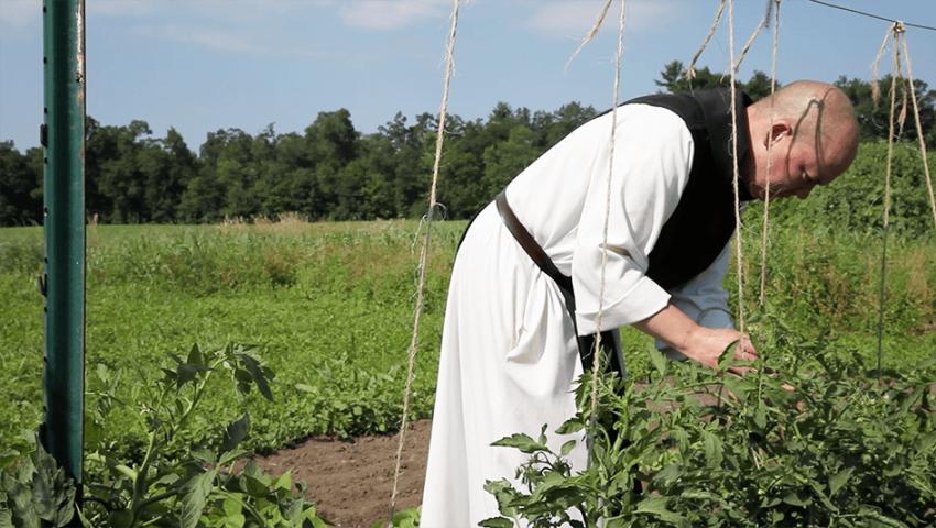 entrepreneurial monks