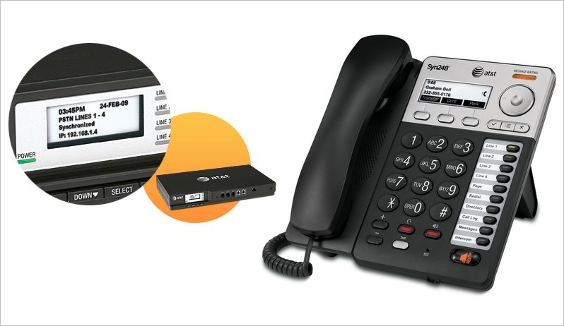 syn248 business phone system