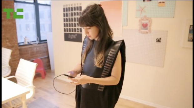 clothes that charge your phone