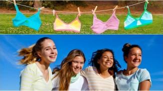 underwear for teenage girls