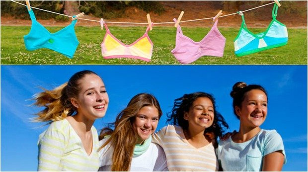 underwear for teenage girls