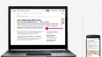 Dynamic Sitelinks - Google AdWords