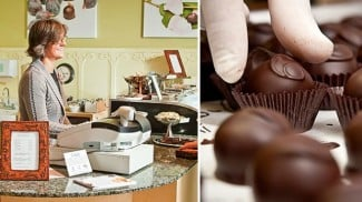 start a business as a chocolatier