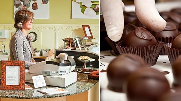 gail chocolate
