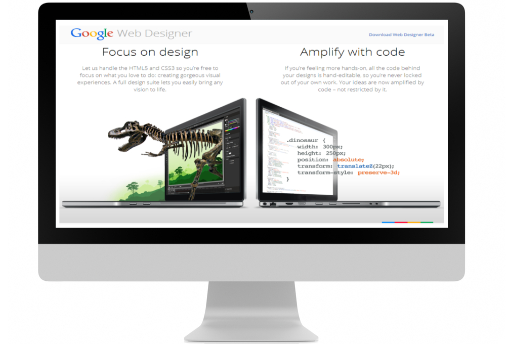 Google Web Designer Html5 Tool Is Updated Small Business Trends