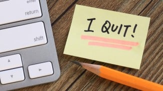 quitting your day job to start a business