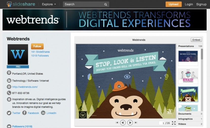 25dac12741 SlideShare Premium Features Are Now Free - Small Business Trends