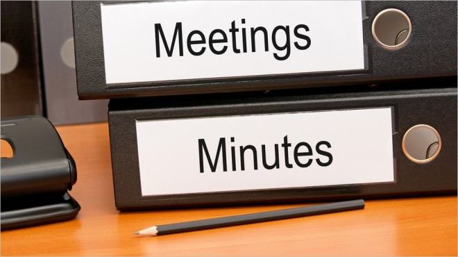 what are meeting minutes