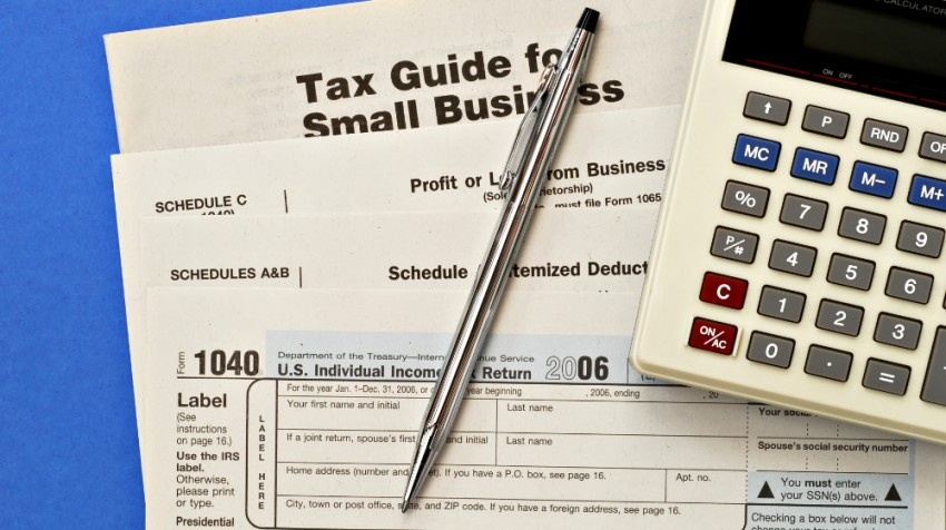 small business tax definitions