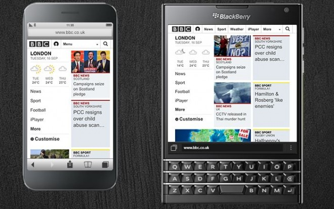 blackberry passport 6