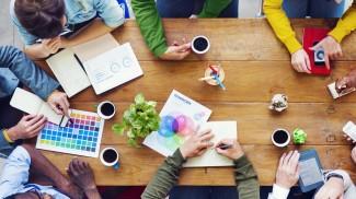 build a successful business team