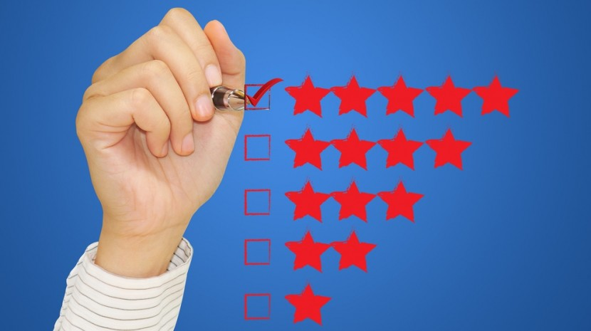 get 5 star reviews