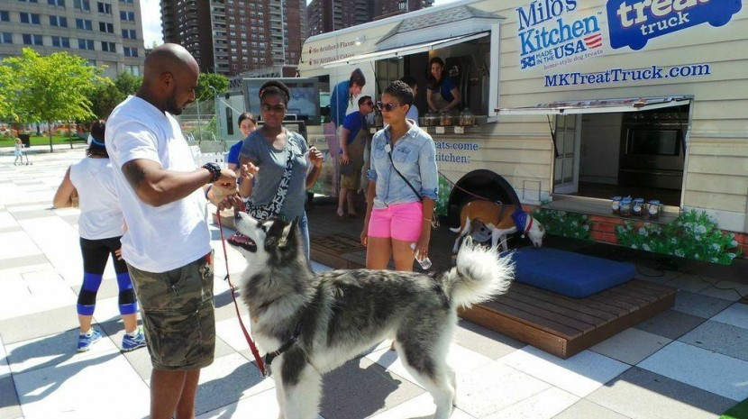 food truck for pets