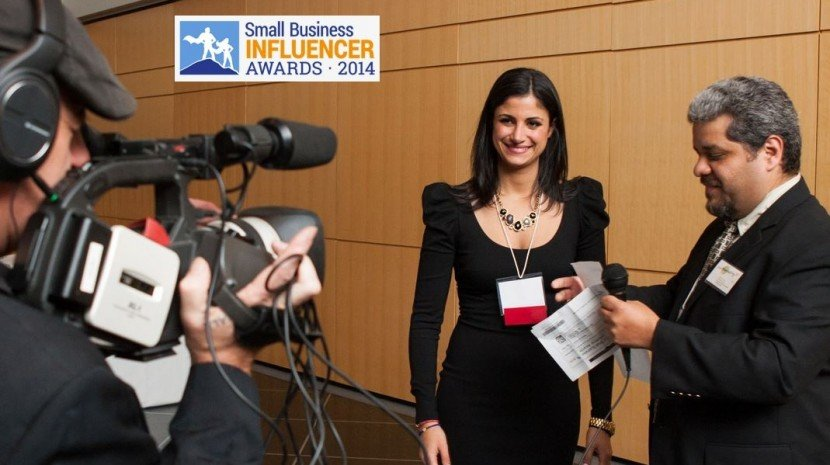 Announcing The Small Business Influencer Awards Champions and Honorees for 2014