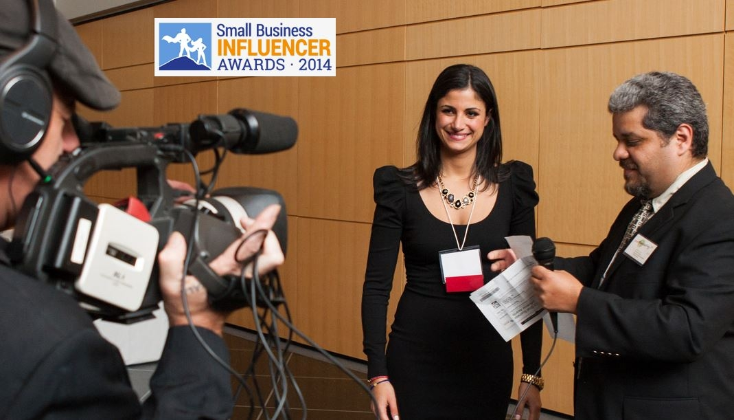 The Top 100 Small Business Influencer Champions