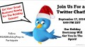 twitter chat holiday
