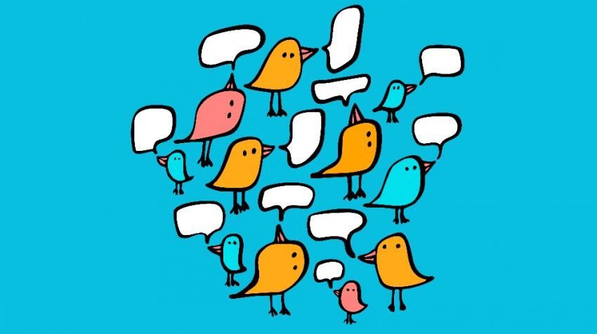 organic tweets