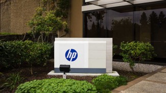 hewlett-packard splits
