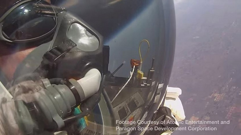 google space jump