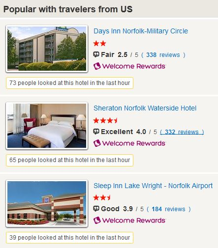 hotels.com caught buying links