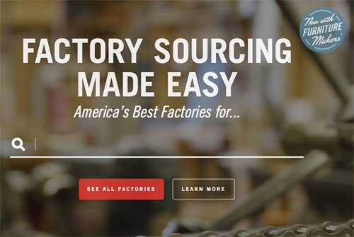 find a manufacturer for your product