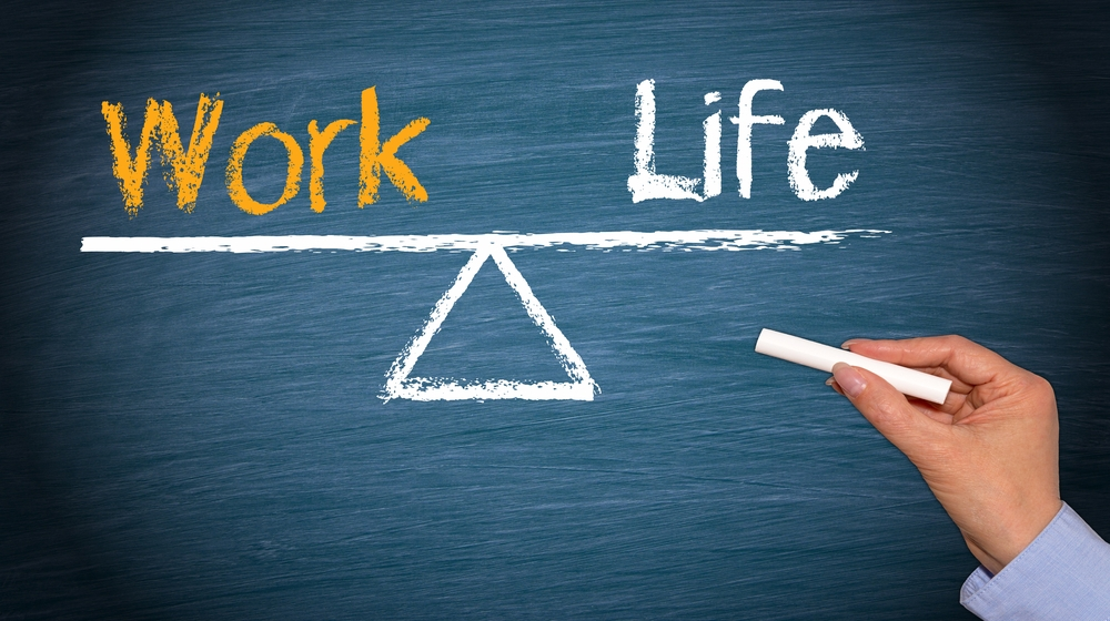 research paper on work life balance