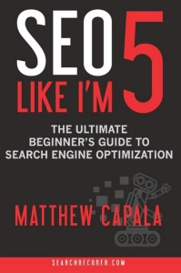 """Become Search Engine Smart By Reading """"SEO Like I'm 5"""""""