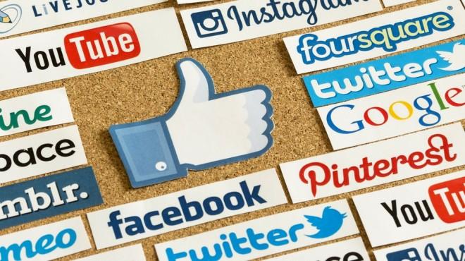 Social advertising article