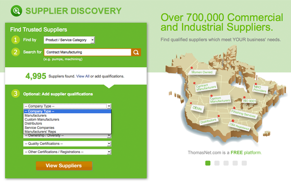 18 Resources to Find a Manufacturer for Your Product - Small
