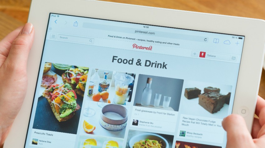 brand strategies on Pinterest