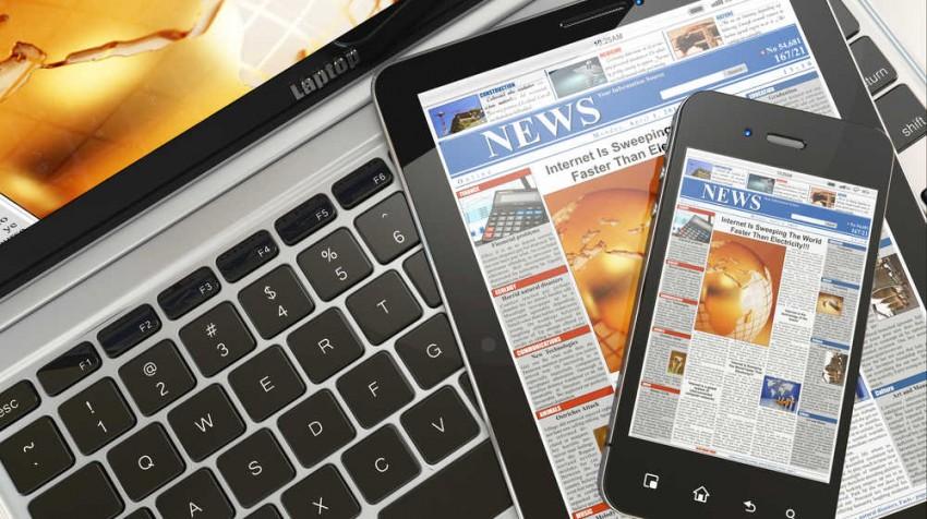 Latest online newsEDIT