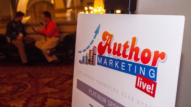 Author Marketing Club review