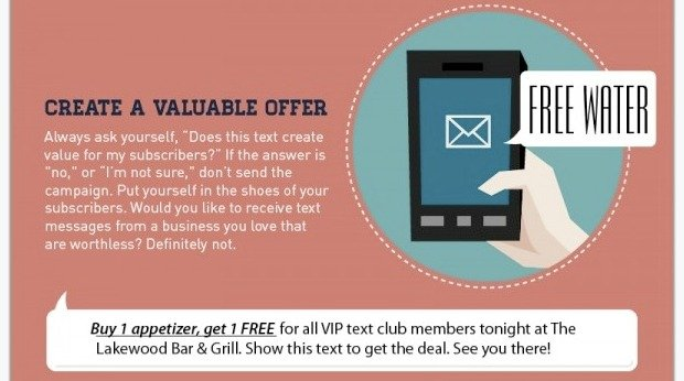 Marketing Text Messages