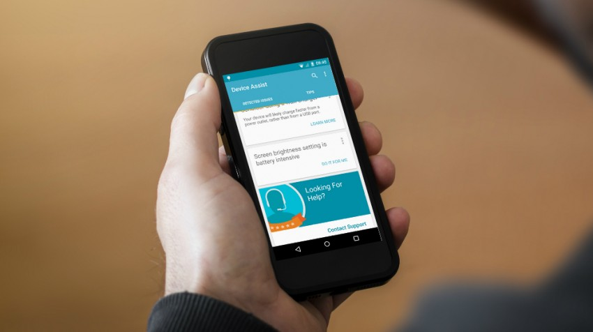 device assist app