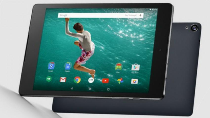 LTE Nexus 9