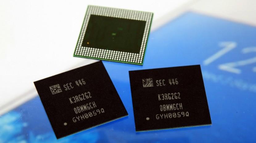 new samsung chip