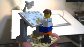 personalized lego