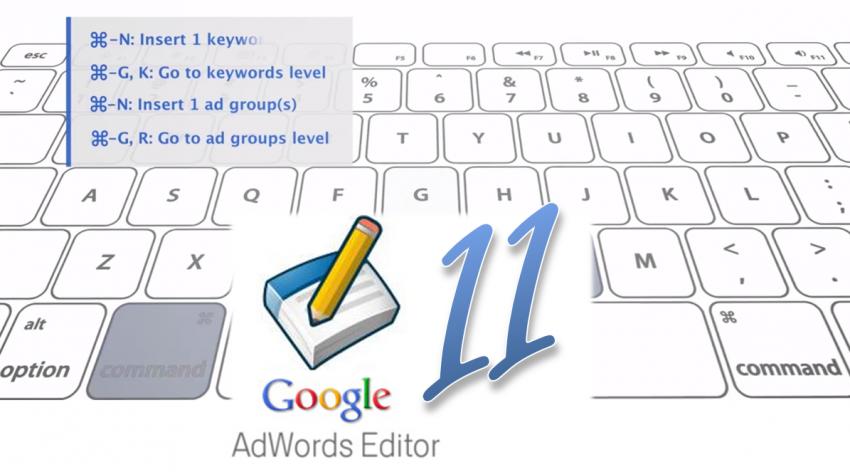 adwords editor version 11