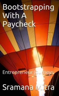 bootstrapping with a paycheck