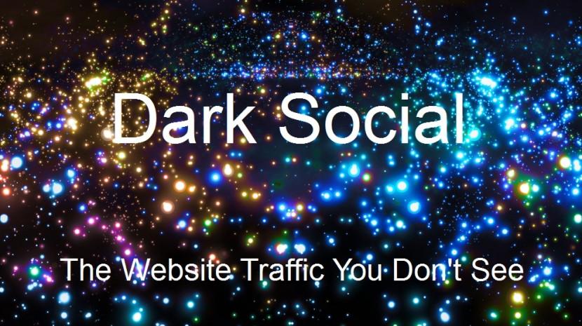dark social traffic