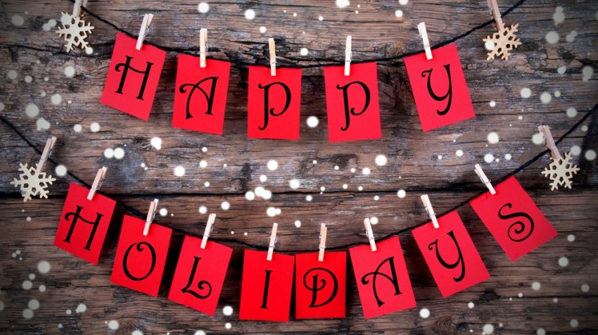 Happy Holidays from the Team at Small Business Trends