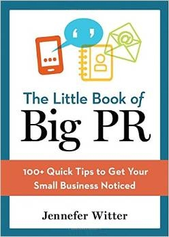 little book of big pr