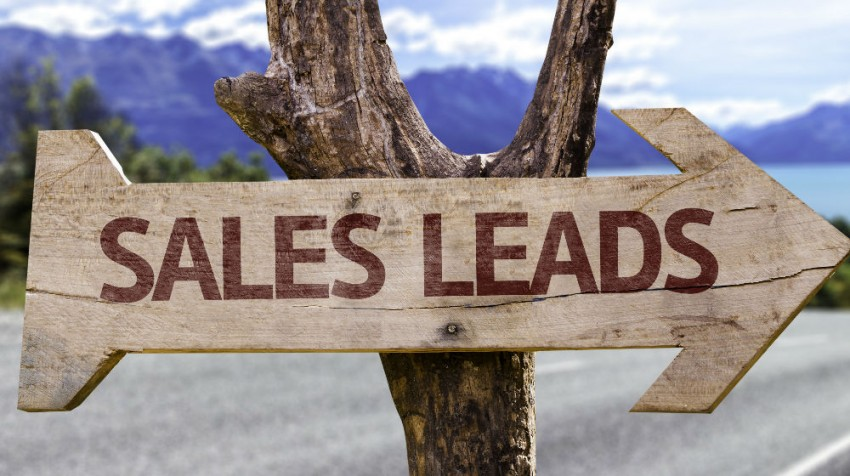 start on lead generation