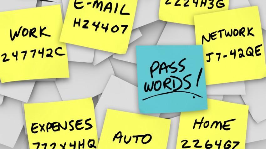 ways to remember passwords