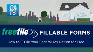 FreeFile IRS free tax software