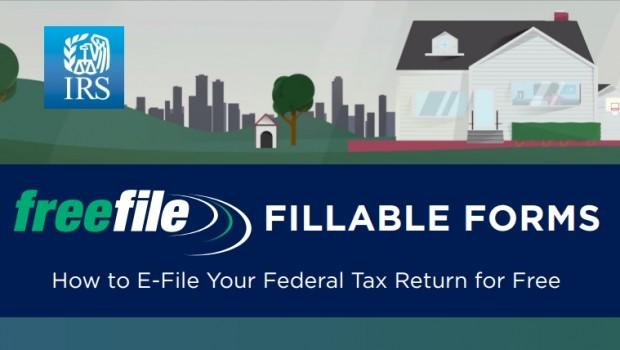 FreeFile IRS free tax software