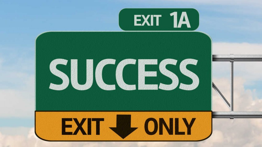 successful entrepreneurs never
